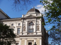 Geisteswissenschaften Wien, Universität Wien, Bibliothek