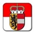 Fahne Salzburg, Flagge Salzburg